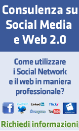 Consulenze su web social media marketing per aziende