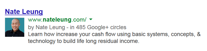 google-autorship